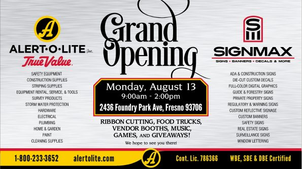 AD - CCBE -GRAND OPENING -