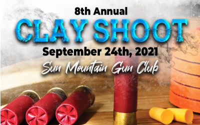 8th Annual Clay Shoot – September 24, 2021